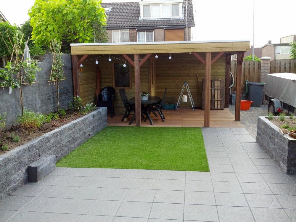 Referenties - Idee van deco tuin buiten ...